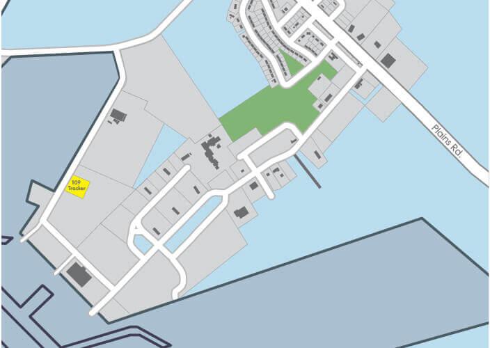 Debert Business Park Development Lands - 109 Tracker