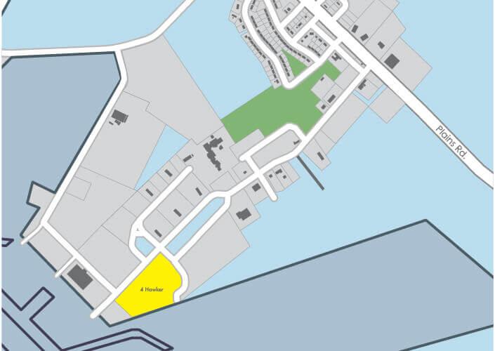 Debert Business Park Development Lands - 4 Hawker