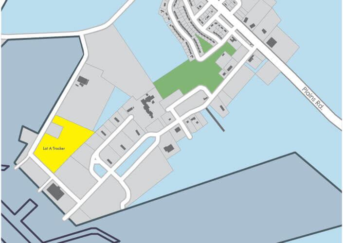 Debert Business Park Development Lands - Lot A Tracker