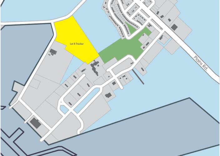 Debert Business Park Development Lands - Lot B Tracker